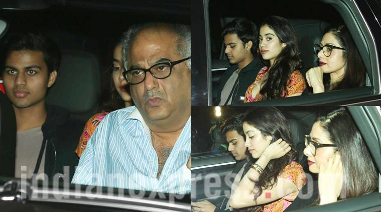 Jhanvi Kapoor, Jhanvi Kapoor boyfriend, Sridevi, Sridevi daughter, Sridevi daughter jhanvi