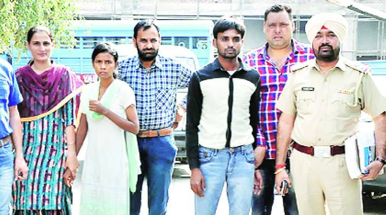 Jharkhand residents, fraud, jharkhand fraudsters caught, arrest, india news, indian express