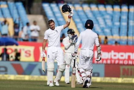 India vs England, 2016: Joe Root, Moeen Ali provide visitors the steady hand