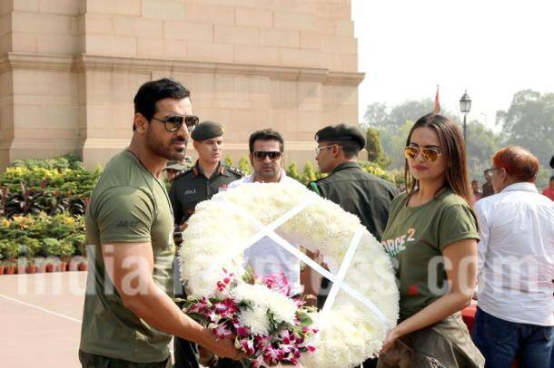 john abraham, sonakshi sinha, force 2, sonakshi sinha john abraham, john abraham sonakshi sinha, sonakshi john, john sonakshi, force 2 sonakshi sinha, force 2 john abraham, sonakshi sinha force 2, john abraham force 2, john abraham latest news, john abraham latest updates, entertainment news, indian express, indian express news