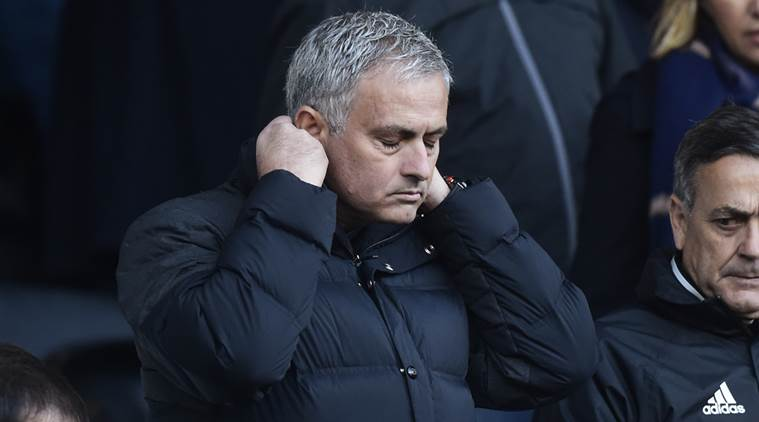 Jose Mourinho is currently the manager of Manchester United. (Source: File)