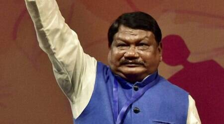 Odisha: Eggs hurled at Union Tribal Affairs Minister Jual Oram's vehicle