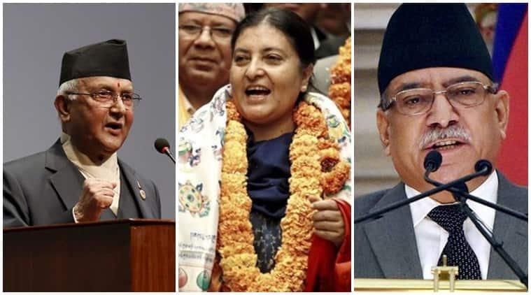 nepal, nepal politics, nepal government,Pushpa Kamal Dahal, K P Oli, Madhesi groups, nepal internal politics, Pranab Mukherjee, nepal news, world news, india nepal, india nepal relations, indian express columns, indian express news, indian express