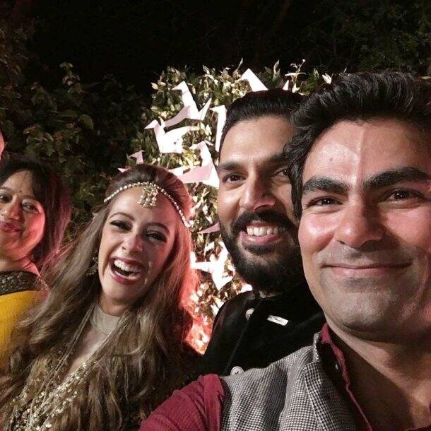 Yuvraj Singh Hazel Keech wedding, Yuvraj Singh wedding, Yuvraj Hazel wedding, Yuvraj Singh Hazel Keech sangeet, Yuvraj Singh wife, Hazel keech, hazel Keech photos, Yuvraj Singh Hazel keeche wedding photos, India Cricket , Cricket news, Cricket