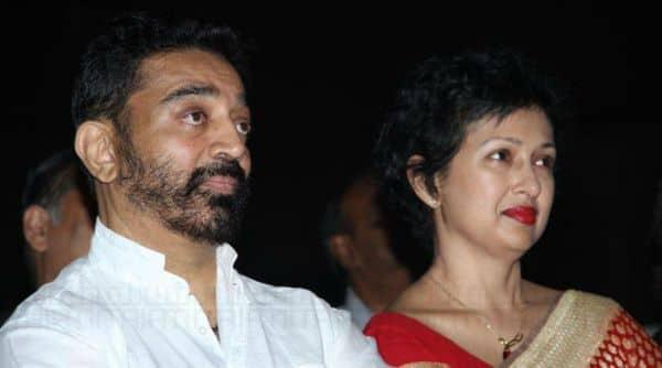 Actors Kamal Haasan and Gautami call it quits.