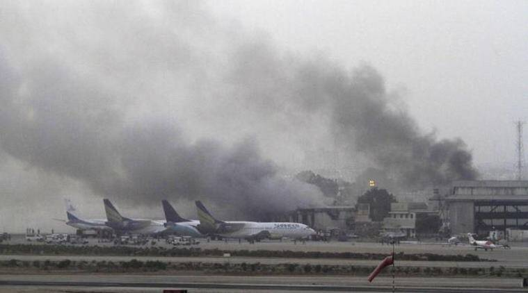 karachi airport, karachi airport attack, jinnah international airport, karachi airport attackers, karachi airport taliban, terrorists karachi airport attack
