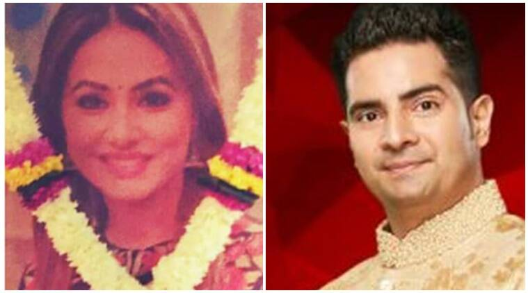 Karan Mehra on Hina Khan's exit, Karan Mehra Hina Khan, Karan Mehra Yeh Rishta Kya Kehlata Hai, Hina Khan quits Yeh Rishta Kya Kehlata Hai, Yeh Rishta Kya Kehlata Hai news, Yeh Rishta Kya Kehlata Hai updates, Hina Khan news, Hina Khan updates, Karan Mehra Bigg Boss, Karan Mehra news, Karan Mehra updates, television news, entertainment news, indian express news, indian express