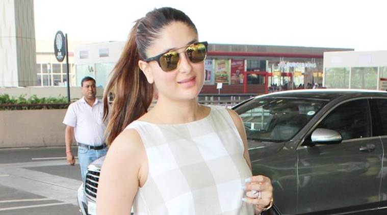 Kareena Kapoor Khan is one stylish mommy-to-be. (Source: Varinder Chawla)