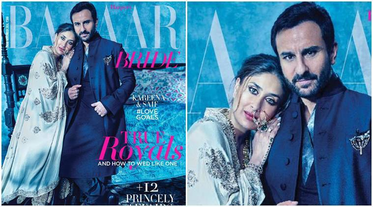 Kareena Kapoor, Kareena Kapoor news, Kareena Kapoor khan, Kareena Kapoor magazine cover, Saif Ali Khan, Saif Ali Khan kareena, kareena saif, saif kareena, Saif Ali Khan news, Saif Ali Khan actor, entertainment news, indian express, indian express news