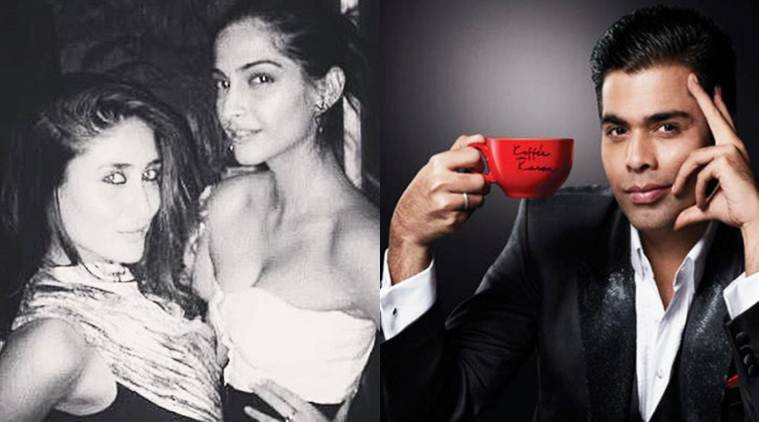 Kareena Kapoor, Sonam Kapoor, Koffee with Karan, Koffee with Karan guests, Koffee with Karan kareena sonam, Karan Johar, Karan Johar show