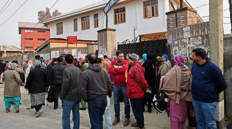 Jammu and Kashmir, Jammu and Kashmir climate, Jammu and Kashmir current conditions, Jammu and Kashmir temperature sinks, temperature sink, Kargil temperature, Leh and Ladakh temperature, indian express news