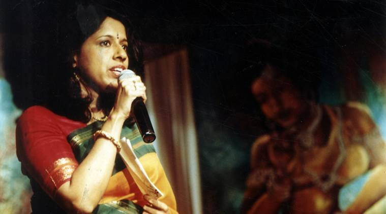 Singer Kavita Krishnamurthy. Express archive photo