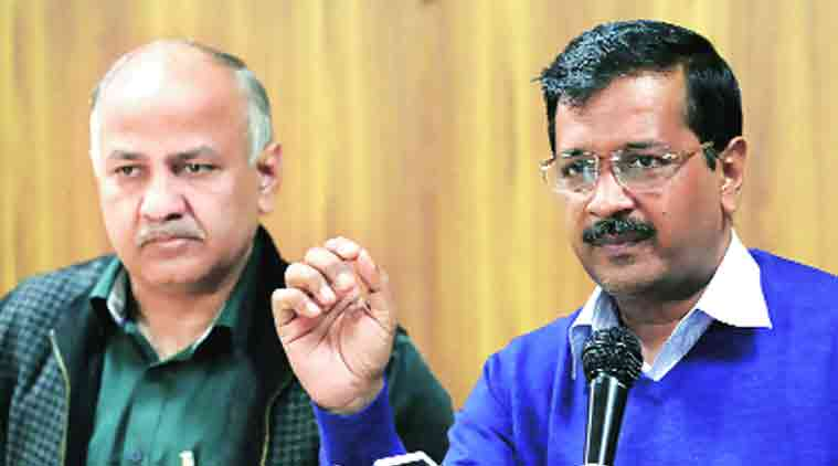 arvind kejriwal, shunglu committee, aap government, manish sisodia, punjab polls, najeeb jung, news, latest news, india news, national news