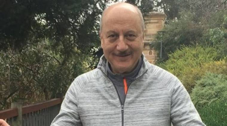 anupam kher, anupam kher play, anupam kher literature festival, kuchhh bhi ho sakta hai, anupam kher delhi, anupam play, anupam kuchhh bhi ho sakta hai, bollywood news, indian express news, indian express