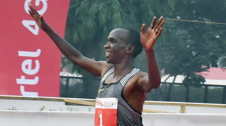 Wanted to show that one can run in pollution, says Eliud Kipchoge after Delhi Half Marathon victory
