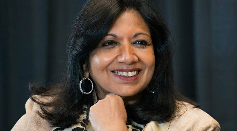 Kiran Majumdar Shaw, Biocon Pvt, Chairperson, unemployment, Biotechnology, entrepreneurship, indian express news