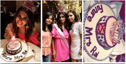 Kishwer Merchant's bachelorette party is high on bikinis, beach and best friends