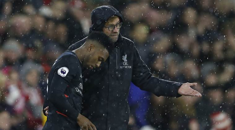 jurgen klopp, klopp, liverpool, liverpool premier league, liverpool sqaud, daniel sturridge, sturridge, premier league news, football new, sports news