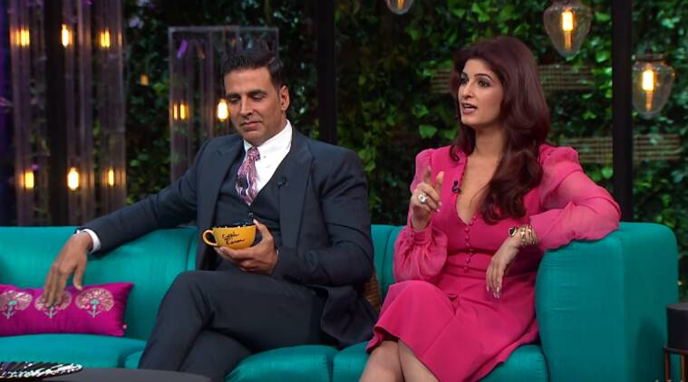 koffee with karan, koffee with karan 5 twinkle akshay, koffee with karan twinkle akshay, koffee with karan akshay twinkle, koffee with karan karan johar, koffee with karan 5 eoisode, koffee with karan season 5, koffee with karan episode two, koffee with karan second episode, koffee with karan written update, koffee with karan november 13, koffee with karan nov 13, koffee with karan 5 nov 13, koffee with karan season 5 nov 13, koffee with karan revelations, koffee with karan twinkle khanna, koffee with karan twinkle statements, koffee with karan show, koffee with karan star world, koffee with karan written, koffee with karan episode, television news, indian express, indian express news