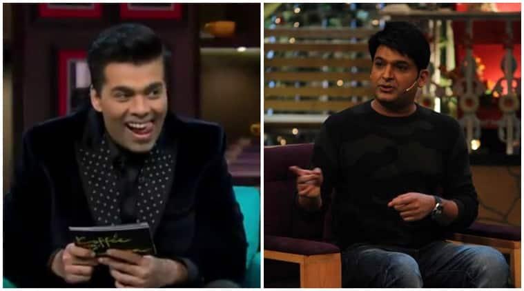Koffee With Karan 5 Kapil Sharma S Episode Not Getting Dropped From Karan Johar S Show Entertainment News The Indian Express