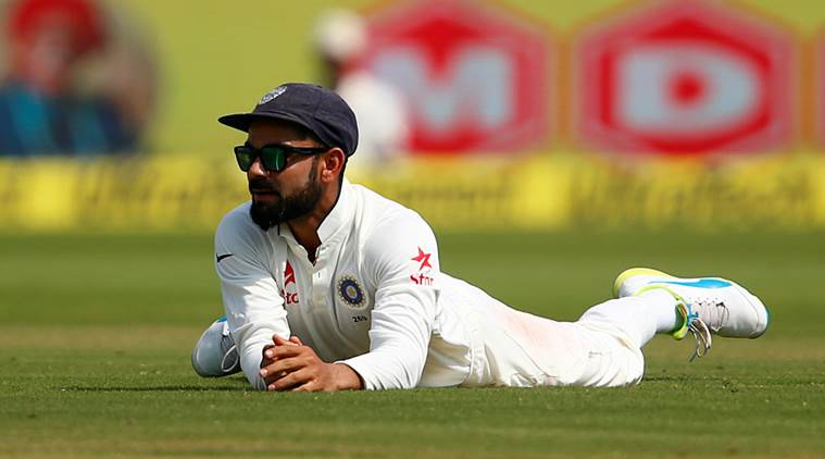 Virat Kohli, Kohli, Virat Kohli ball tampering, Kohli ball tampering, India vs England Rajkot Test, Kohli vs England Rajkot Test, Cricket news, Cricket