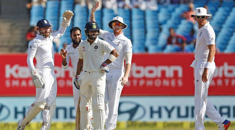 India vs England, Ind vs Eng, India vs England Test, India vs England 2016, Ind vs Eng 1st Test, Ind vs Eng score, Virat kohli, Kohli, Cricket news, Cricket