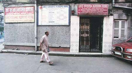 Kolkata nursing home owner held for trafficking newborns