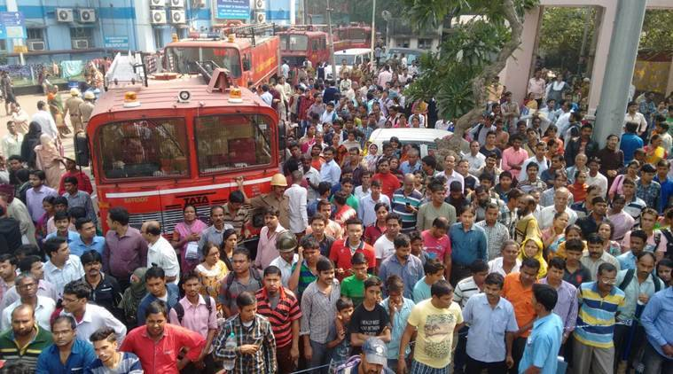Fire breaks out at SSKM Hospital in Kolkata, fire officials reveals 'No casualties found'. 1