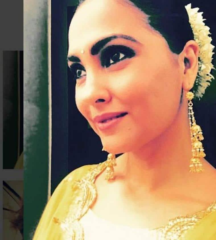 Lara Dutta in Sukriti & Aakriti. (Source: Instagram/Lara Dutta)