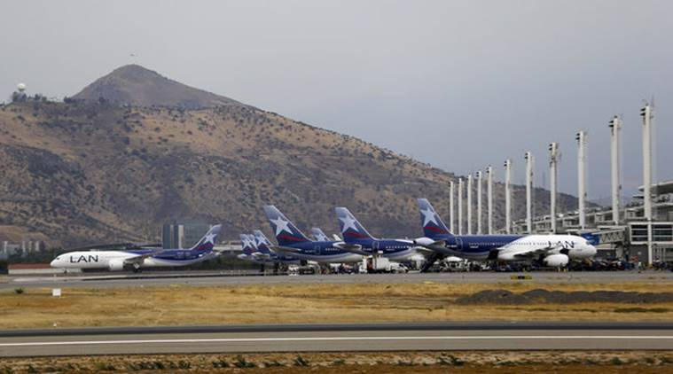 Chile, chile plane bomb threat, chile airplane bomb threat, LATAM Airlines, LATAM Airlines flight landing, LATAM Airlines landing, Santiago, latest news, latest world news