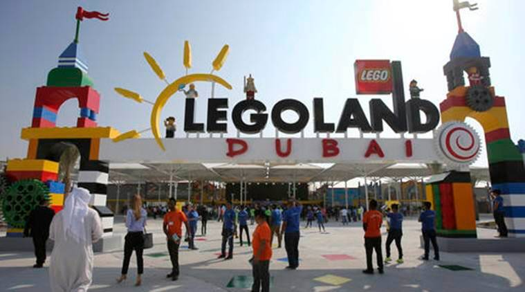 Legoland, UAE, Dubai, Arab, United Arab Emirates, destination, travel, indian express news