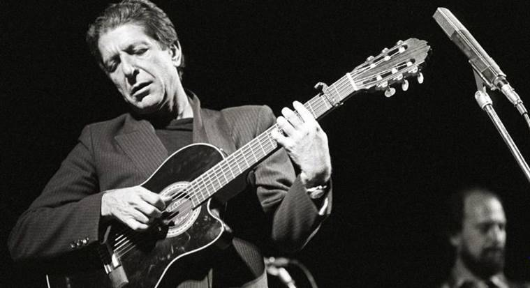 Leonard Cohen, Take This Waltz, Dance Me to the End of Love, I'm Your Man, Bird On The Wire,