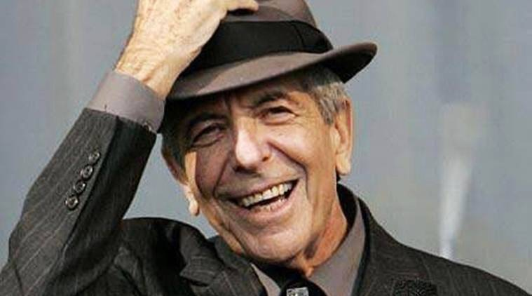 Leonard Cohen , music, Leonard Cohen  music, Leonard Cohen  songs, Leonard Cohen dead, Leonard Cohen news, Leonard Cohen songs, Leonard Cohen hit songs, Leonard Cohen updates, Leonard NEWS, entertainment news, indian express, indian express news