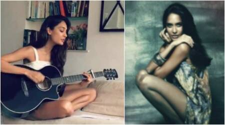lisa haydon web series, lisa haydon the trip, lisa haydon wedding, lisa haydon, lisa haydon bindaas, lisa haydon news, lisa haydon guitar, lisa haydon bollywood, bollywood news, indian express, indian express news