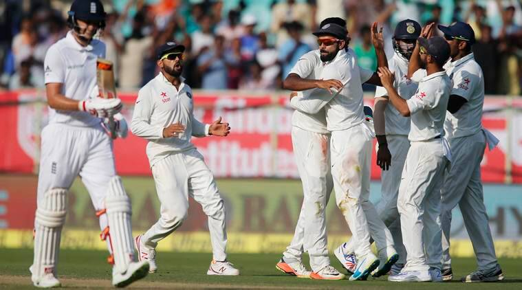 England 103/5 at stumps of India vs England, 2nd Test Day ...