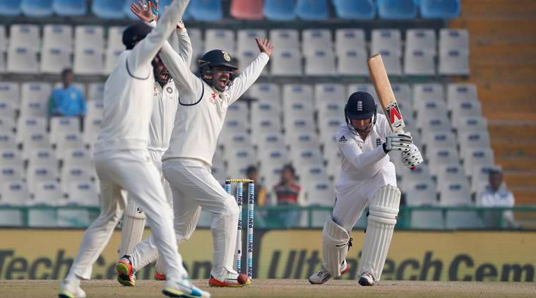 cricket india vs england 3rd test live score