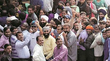 Ludhiana factory owners use workers' IDs to exchange cash