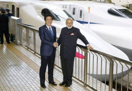 Japanese city team in Ahmedabad as part ofsister-pact