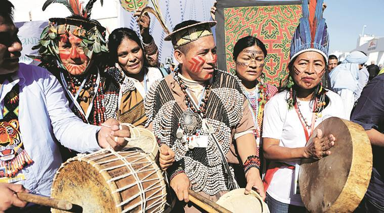 Marrakesh meet, Paris Agreement, climate change, Paris climate pact, global warming, pollution, donald trump rule, climate change agreement, indian express, world news, latest news