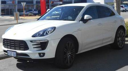 Porsche, Porsche Macan, Macan, Porsche SUV, Porsche launch, Porsche SUV launch, Macan launch, auto news, car launches, latest news, indian express