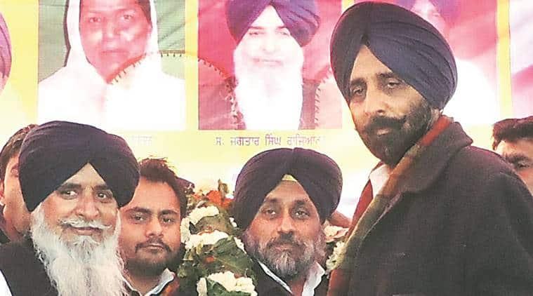 Maheshinder Singh, Tota Singh, Sukhbir Singh Badal, SAD, Punjab elections, Punjab assembly elections