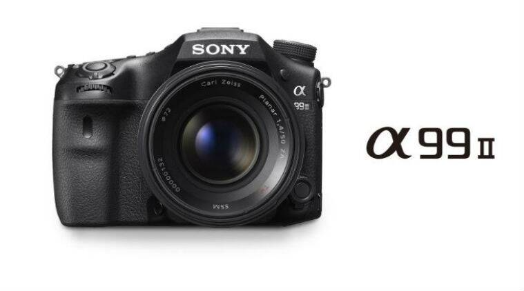 Sony, Sony India, Sony Alpha 99 II, Sony interchangeable lens camera, Sony a99ii features, Sony a99ii price, Sony a99ii resolution, Sony a99 battery life, Sony a99ii CMOS sensor, technology, technology news