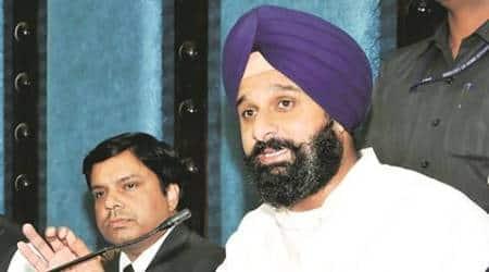 Who will AAP field against Bikram SinghMajithia?