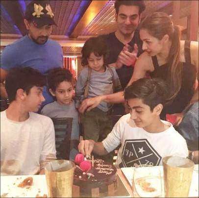 Malaika Arora Khan, Arbaaz Khan, Malaika Arbaaz, Malaika Arbaaz son birthday, Malaika Arbaaz son birthday pics, Malaika Arbaaz son Arhaan