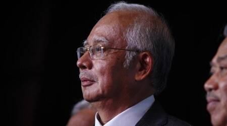 Malaysia's ex-PM Najib Razak resumes giving statement to anti-graft agents