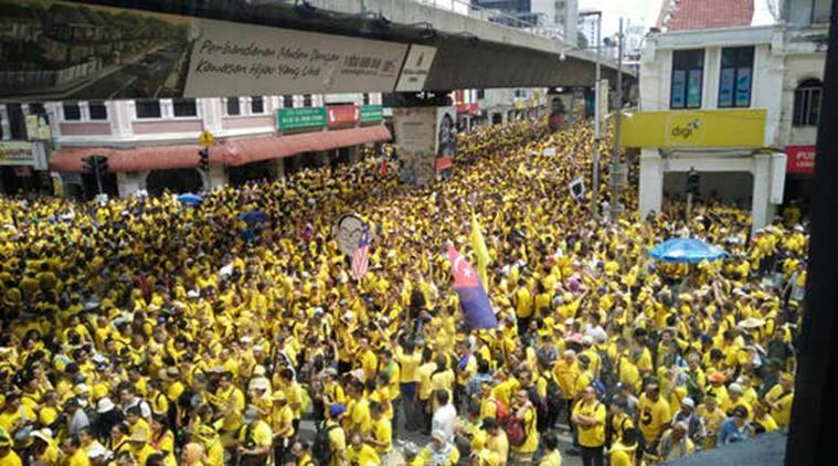 malaysia, malaysia protests, malaysia bersih, malaysia news, world news