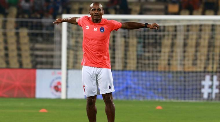 florent malouda, malouda, florent malouda delhi dynamos, dynamos, delhi vs chennaiyin, delhi dynamos vs chennaiyin fc, isl, indian super league, isl 2016, football news, sports news