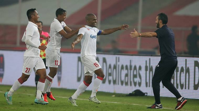 florentr malouda, malouda, indian super league, isl 2016, isl 2016 delhi dynamos, chennaiyin fc, delhi dynamos vs chennaiyin fc, delhi vs chennai, isl, football news, sports news