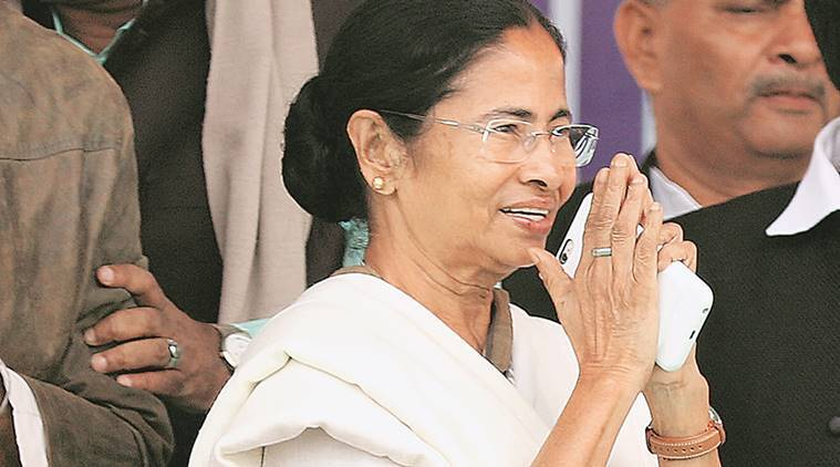 West Bengal Chief Minister Mamata Banerjee. Express Photo/Vishal Srivastav