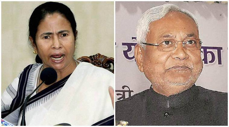 Mamata Banerjee, West Bengal, West bengal chief minister, Nitish Kumar, Bihar CM Nitish Kumar, demonetisation, demonetisation debates, mamata banerjee Nitish Kumar, Mamata banerjee attacks Nitish Kumar, Nitish Kumar demonetisation, Mamata demonetisation, narendra Modi, modi PM Modi demonetisation, BJP, RJD, JDU, India news, indian express news